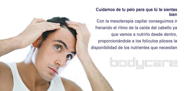 La mesoterapia capilar evita la caída del cabello y lo fortalece