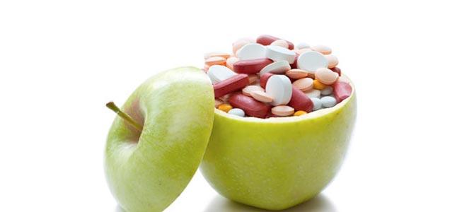 Los suplementos nutricionales. Beneficios y peligros