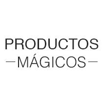 Gama productos mágicos