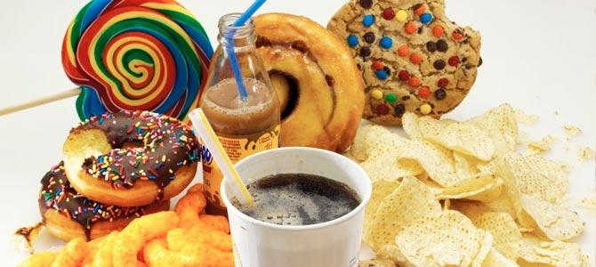 La alimentación influye en nuestro estado de ánimo: alimentos que deprimen