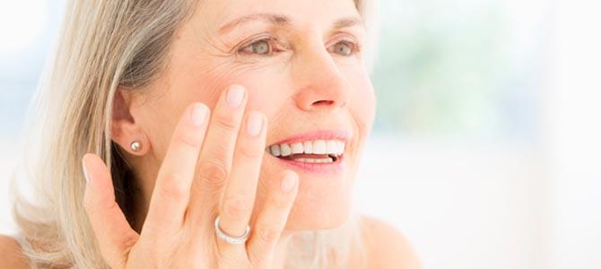 Los mejores productos cosméticos para pieles maduras