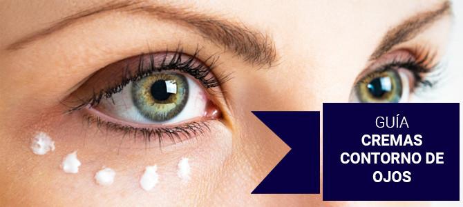 Cremas para el contorno de ojos: manual de uso y aplicación