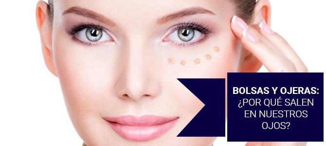 Tratamientos para eliminar las bolsas delos ojos