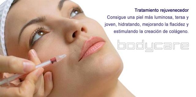 Mesoterapia Facial en Clinica BodyCare Valencia