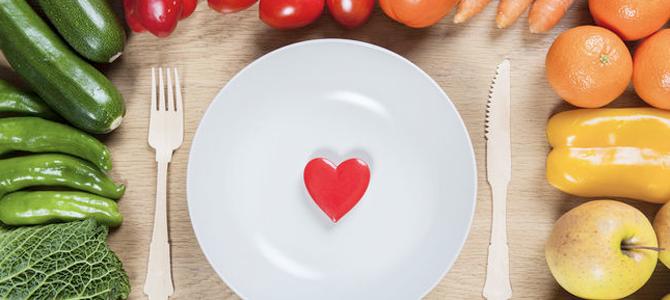 La alimentación saludable es la clave de una buena salud