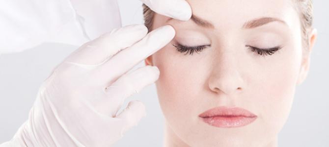 Corrección de arrugas con botox