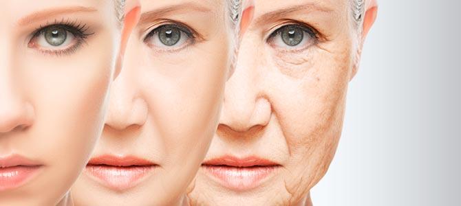 Las causas y soluciones al envejecimiento de la piel