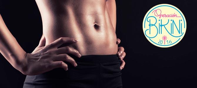 Operación Bikini – Ejercicios abdominales