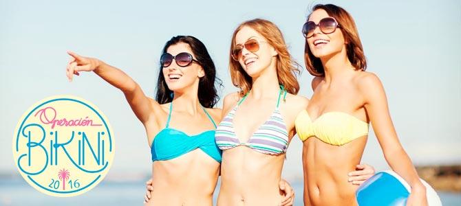 Operación bikini con el tratamiento GPC Remodeling Contour – Liposucción sin cirugía