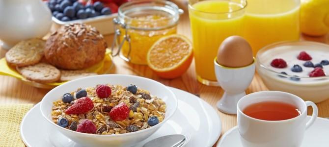 El desayuno ¿Por qué es importante?