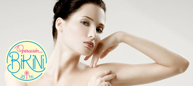 Operación bikini – Ejercicios para tonificar los brazos