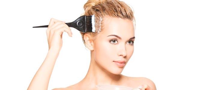 Consejos para teñirse el pelo