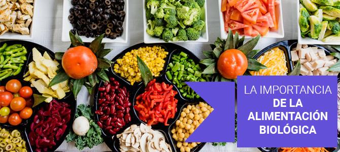 La nutrición biológica