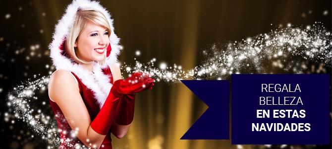 Regalos de belleza para Navidad