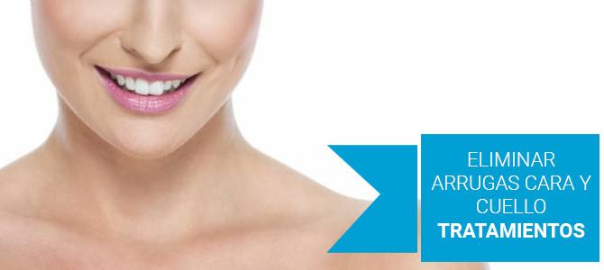 Eliminar arrugas cara y cuello: Plasma rico en proteínas