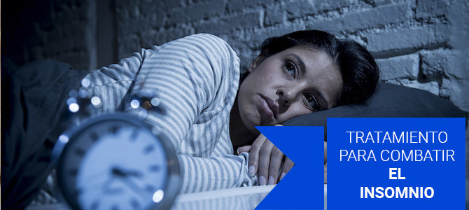Tratamiento alternativo para combatir el insomnio