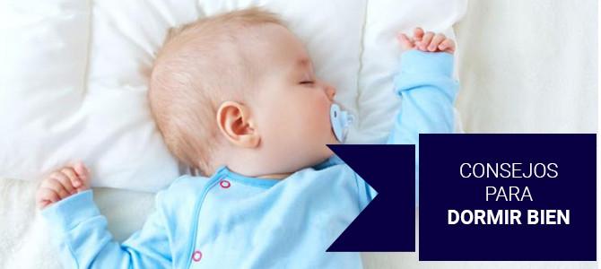 Consejos para dormir bien de forma natural